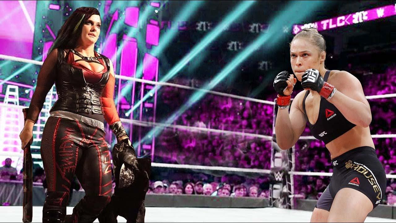 Ronda Rousey vs Jessicka Havok -  IRON Full Match
