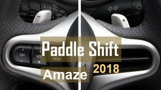 New Honda Amaze 2018 India With Paddle Shift Feature |Review |Interior -Exterior -Features
