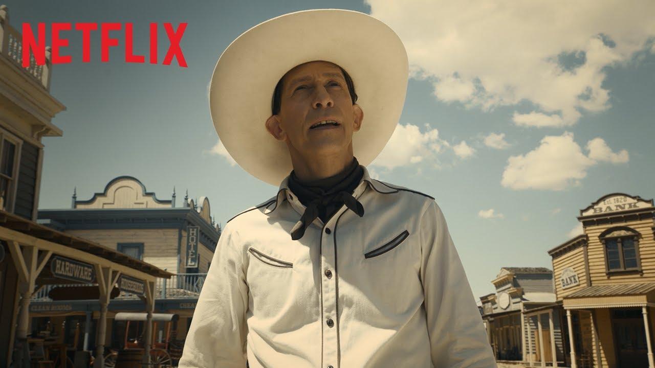 The Ballad of Buster Scruggs | Offizieller Trailer | Netflix