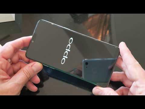 Oppo A3 unboxing: powered by MediaTek P60