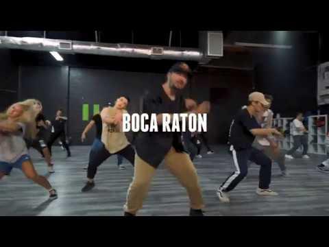 "BAS - ""BOCA RATON"" feat. ASAP FERG    @LANDOWILKINS CHOREOGRAPHY"
