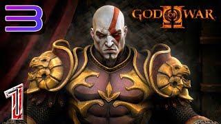 God of War 2 RPCS3 прохождение на геймпаде часть 1 Аполлон разбушевался
