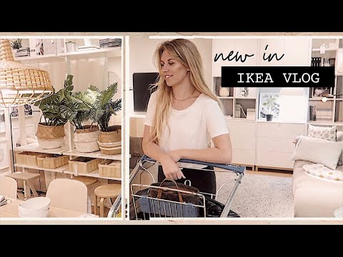 IKEA SHOP WITH ME *NEW 2019 HOME DECOR*   BANK HOLIDAY WEEKEND VLOG