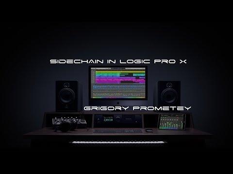 Простой сайдчейн в Logic Pro X / Sidechain in Logic Pro X.