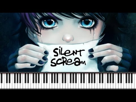 Synthesia [Piano Tutorial] Anna blue - Silent Scream