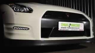 ТрансМиссия-ТЕСТ Nissan GT-R