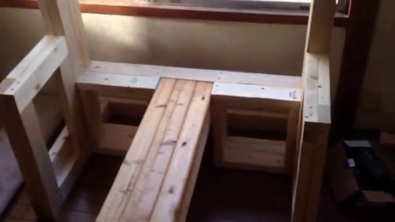 Diy Bench Press 3 Youtube