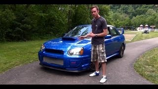 Review: 2004 Subaru WRX STi
