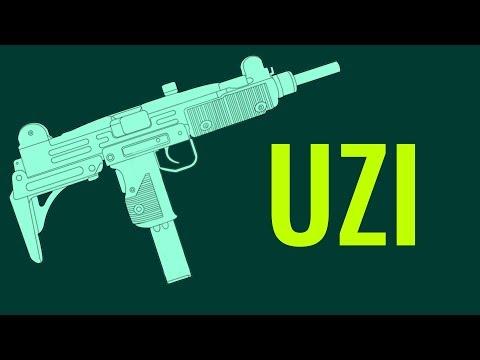 UZI - Comparison in 20 Random Video Games