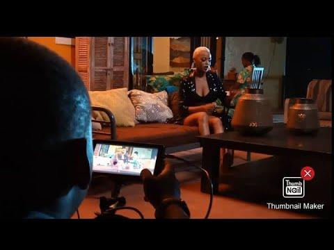 Download Nina Roz - Billboard Kipande video shoot behind the scenes, why Nina Roz joined Black Market Records
