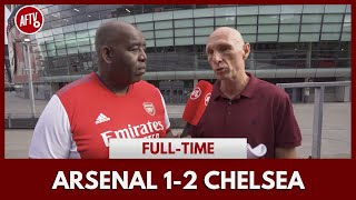 Arsenal 1-2 Chelsea   People Can Criticise Xhaka But He's The Best Of A Bad Bunch! (Lee Judges)