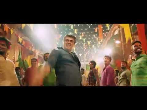 Vedalam   Veera Vinayaka Song Teaser  Ajith Kumar  HD
