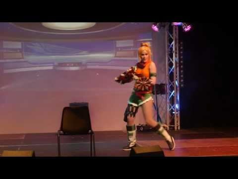 related image - Japan Party 2017 - Cosplay Dimanche - 07 - Final Fantasy 10 - Rikku