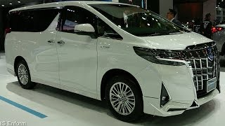 2020 Toyota Alphard 2.5 HYBRID E-Four / In Depth Walkaround Exterior & Interior