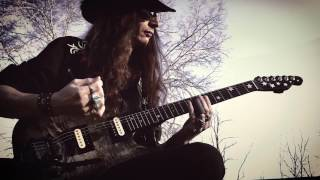 SLOW BLUES IN MINOR KEY | Instrumental Solo Guitar