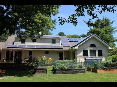 Net Zero House & Car in New Jersey  Solar PV Thermal Geother