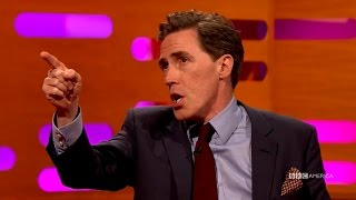 Rob Brydon Does Mick Jagger Doing Michael Caine - The Graham Norton Show