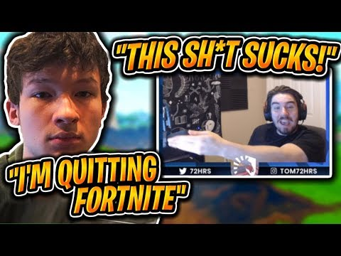 Fortnite Pro Players Are *QUITTING* Liquid 72hrs, TSM ZeXrow, Ghost Aydan, Ghost Bizzle All FED UP!