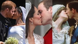British Royal Family ... and their real life partners