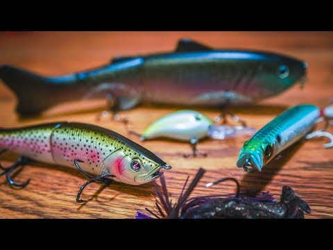 Top 10 Bass Lures of 2018