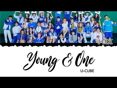 United Cube (U-CUBE) Young & One Color Coded Lyrics [HAN|ROM|ENG]