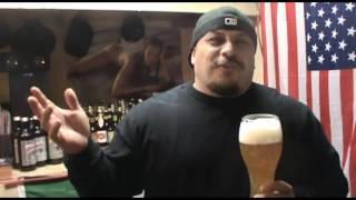 Beer King Russian Beer Taste Off Baltika #8 Hefeweizen #110 Beer Review