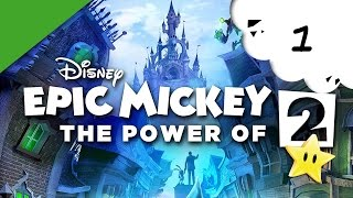 Disney Epic Mickey 2 - pc - 01