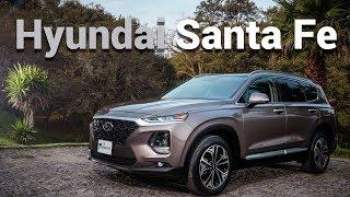 Hyundai Santa Fe - Esta camioneta es toda una revelación | Autocosmos Video