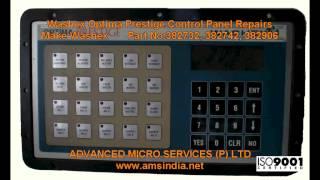 Washex Optima Prestige Control Panel Repairs @ Advanced   Micro Services Pvt.Ltd,Bangalore,India