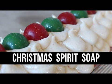 Christmas Spirit Soap | Royalty Soaps