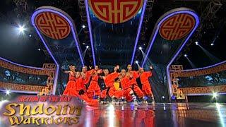 Penampilan Kung Fu Terakhir Dari Semua Shaolin Warriors [Shaolin Warrior Show] [17 Feb 2016]