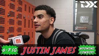 Justin James: 2019 Portsmouth Invitational Tournament Interview