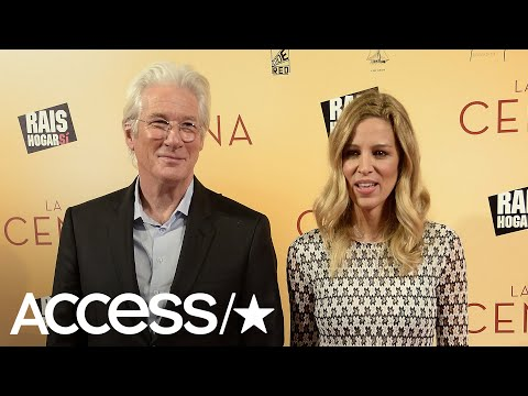 Richard Gere Welcomes Baby Boy At Age 69 With Wife Alejandra Silva | Access
