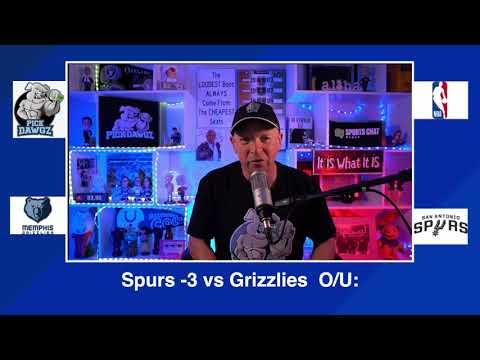 San Antonio Spurs vs Memphis Grizzlies 2/1/21 Free NBA Pick and Prediction NBA Betting Tips
