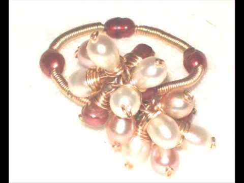 Bisuteria fina desde margarita www bisuteriayperlas com - Como hacer conchas finas ...