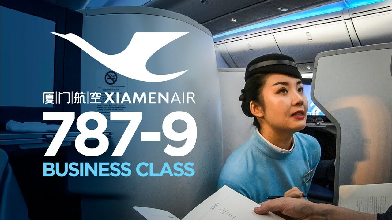 Xiamen Airlines - Airline Ratings |Xiamen Air Review