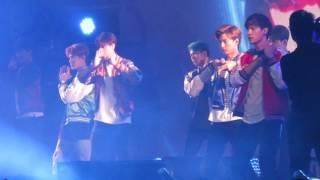 20160820 高雄金牌演唱會 SpeXial-Boyz on fire