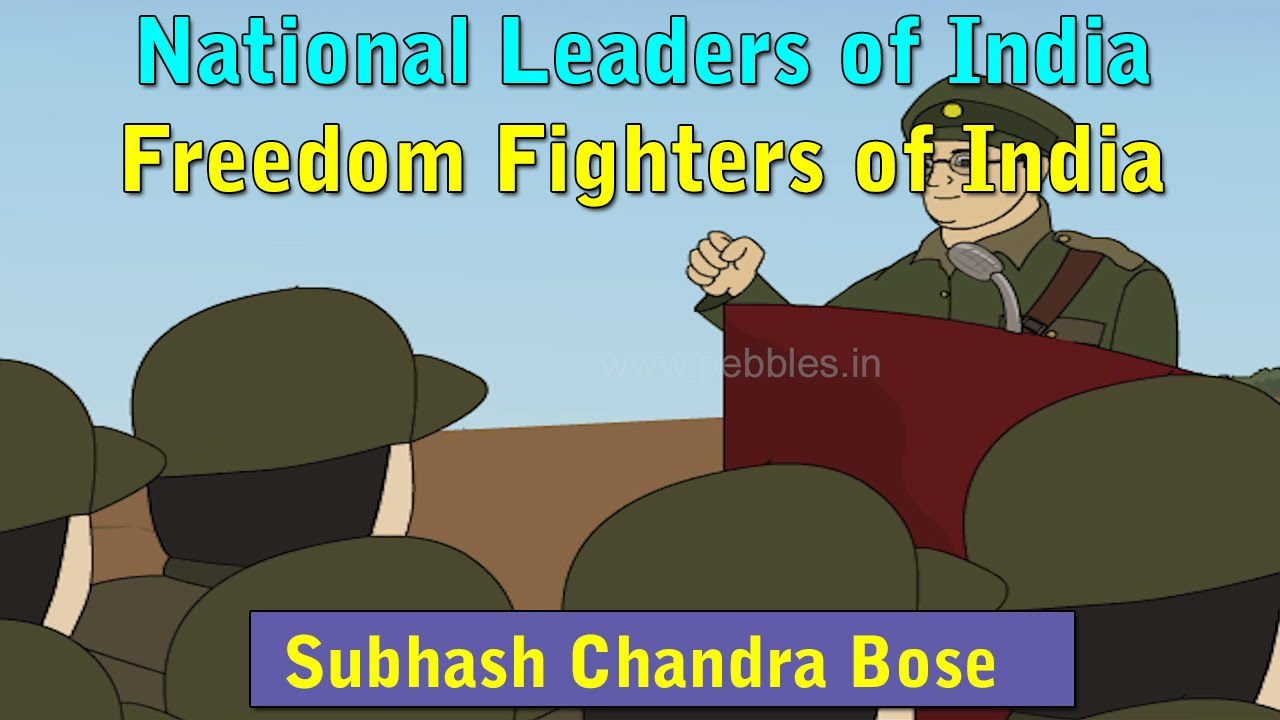 subhash chandra bose speech in english
