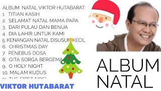 Lagu natal Viktor Hutabarat Full Album☃️⛄