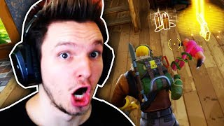 LEGENDARY SKIN FINDS LEGENDARY WAFFE!!! Fortnite Battle Royale