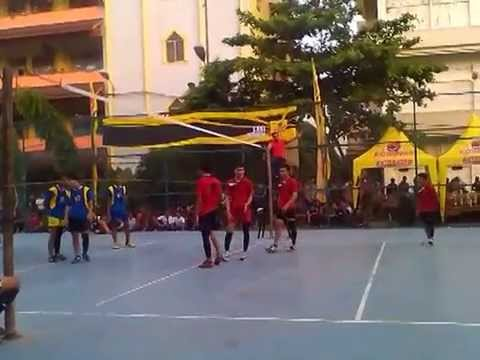 FINAL UNIMED VS STOK BINAGUNA ( 3-1 )