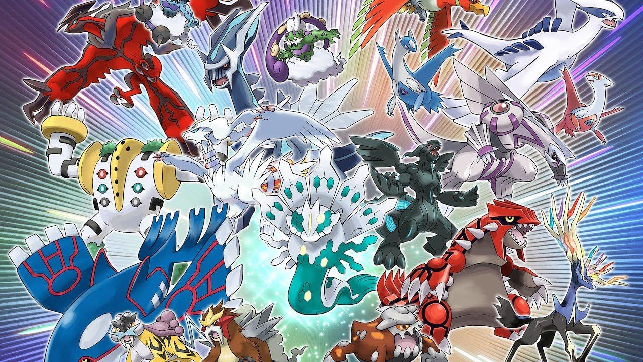 2018 is the year of legendary pok mon youtube - Pokemon saphir pokemon legendaire ...