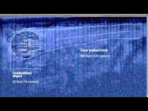 UFO at Bottom of Ocean?