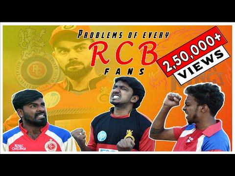 Problem Of RCB Fans | #IPL Royal Challengers Bangalore | Fun Rocket Episode 23 #Funny #Kannada