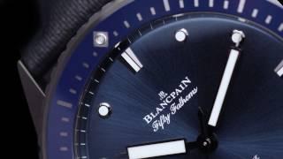 Blancpain Bathyscaphe (5000-0240-O52A)