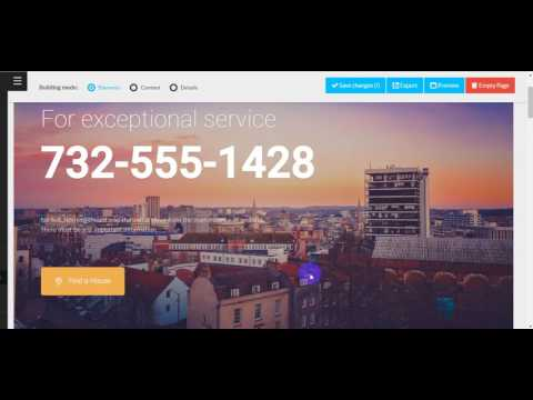 landing page цена киев