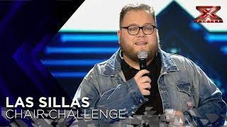 Ramil enmudece al jurado con su 'Don't Speak' de No Doubt | Sillas 1 | Factor X 2019