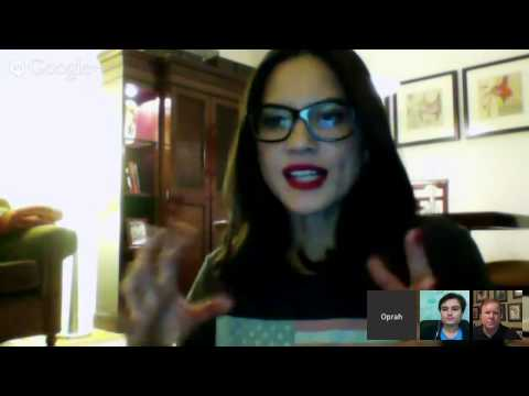 Olivia Munn 2013 interview about 'The Newsroom' and Emmy Awards