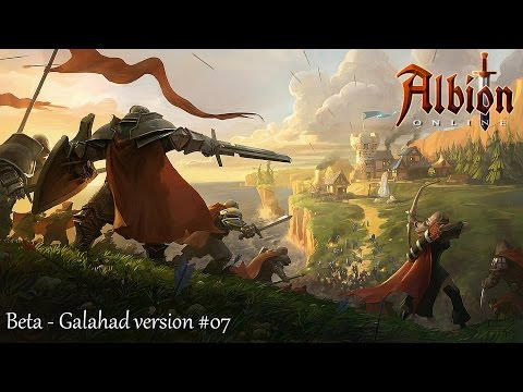 Albion Online - Beta #07 – Build de arco largo en PVE y PVP