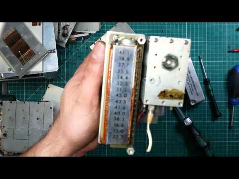 PLESSEY TRANSMITTER-RECEIVER RADIO TEAR DOWN PART 3